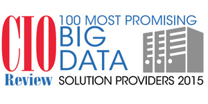 CIO 100 Most Promising Big Data Solution Providers