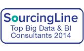 SourcingLine voted BTA among Top Big Data & BI Consultants in 2014