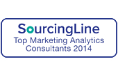 SourcingLine voted BTA among Top Marketing Analytics Consultants 2014
