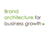Brand architecture for business growth