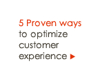 5 proven ways to optimize customer experience
