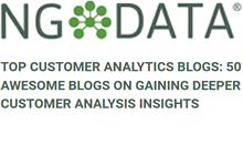 NGData Top Customer Analytics Blogs